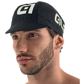 Alé Cycling Cap black-white